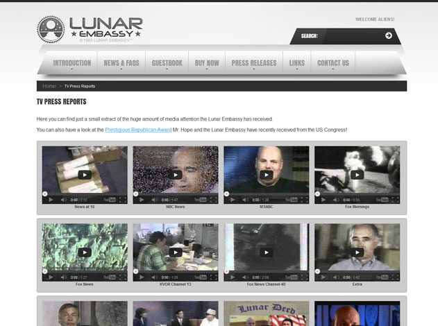 Lunar Embassy