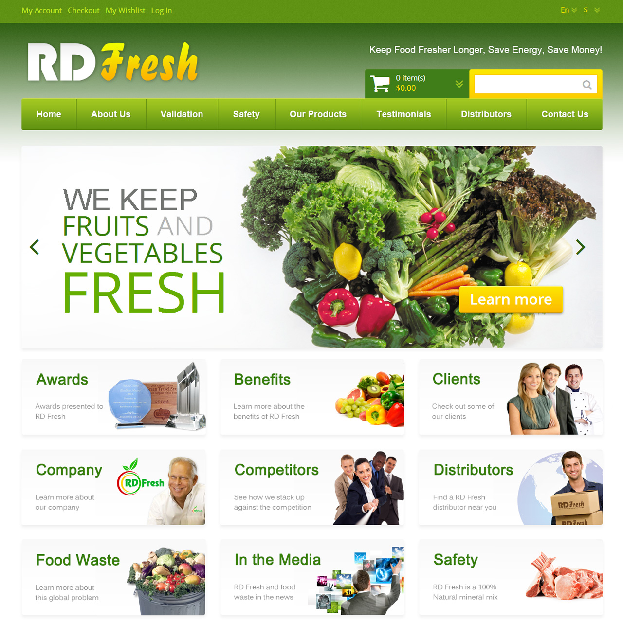 RD Fresh Distributing